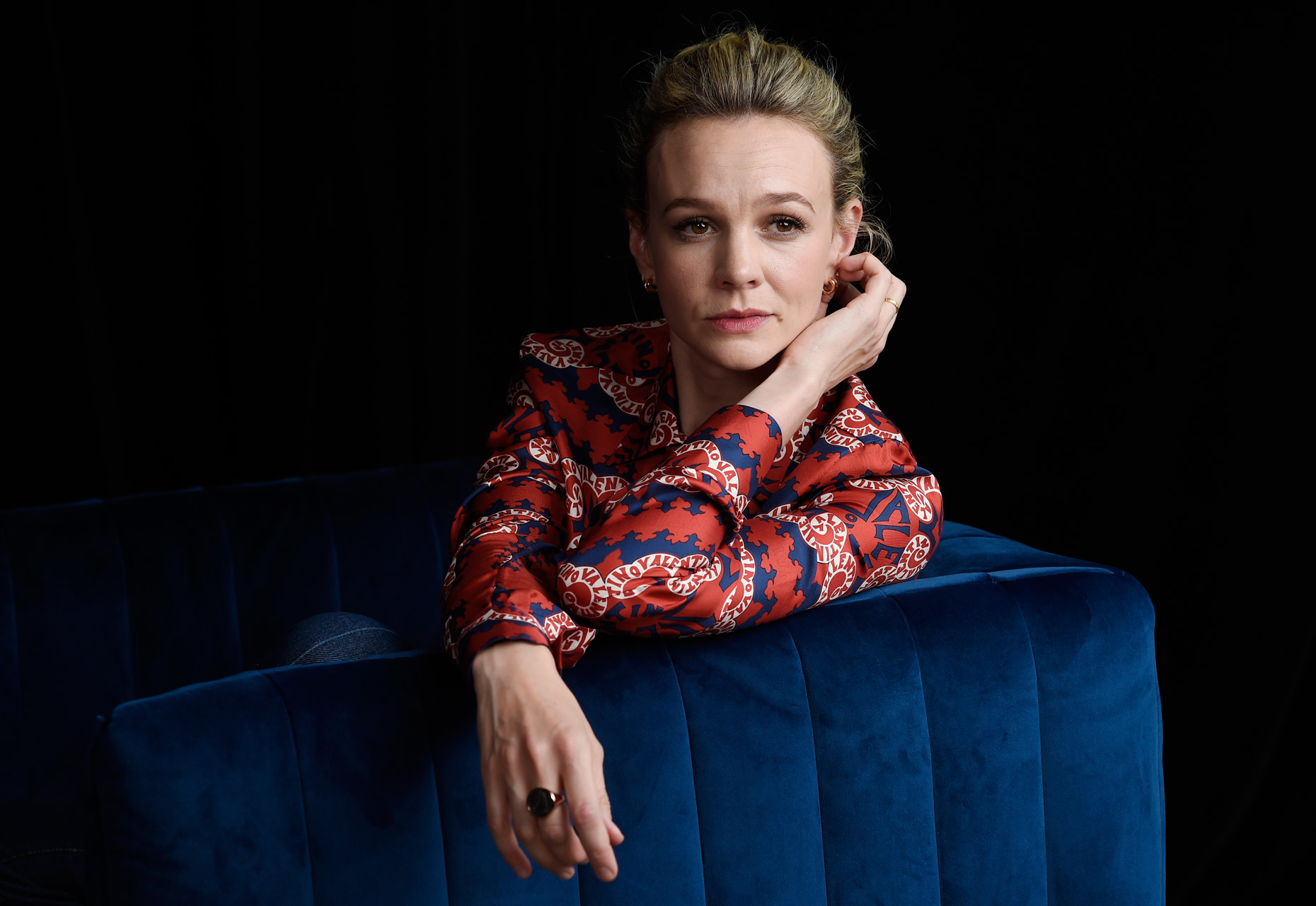 2018 TIFF - Carey Mulligan Portrait Session