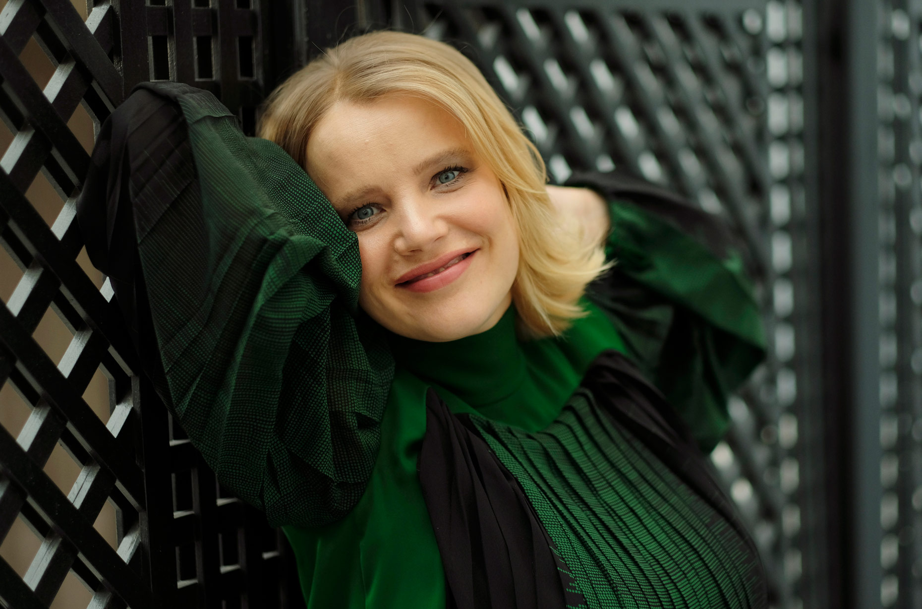 Joanna Kulig Portrait Session