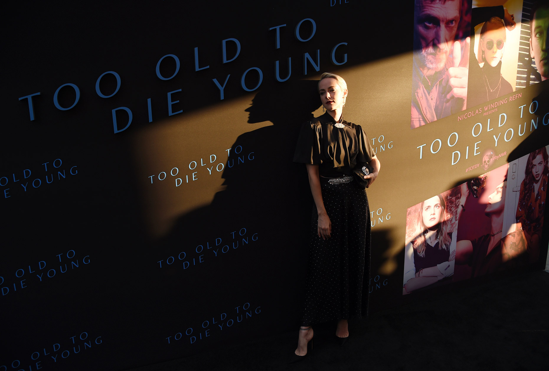 "LA Special Screening of ""Too Old to Die Young"""